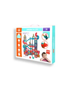 Magnetic DIY Building Block Set - 272 pcs