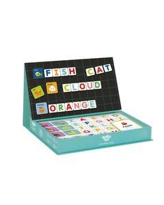 Tooky Toy Magnetic Box-Alphabet