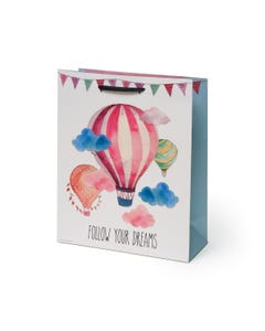 GIFT BAG - LARGE - AIR BALLOONS