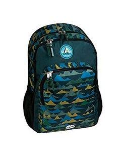 "Backpack Double 17.5 inch SUMMITS  ""30,0 x 45,0 x 15,0 cm ""-qatar"