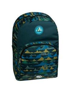 """Backpack School 17.5 inch SUMMITS  """"30,0 x 45,0 x 15,0 cm """"-qatar"""