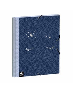 HARD COVER FOLIO MOON BY BUSQUETS 26x33.5x3cm