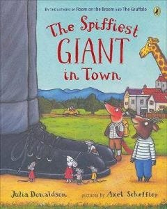 SPIFFIEST GIANT IN TOWN