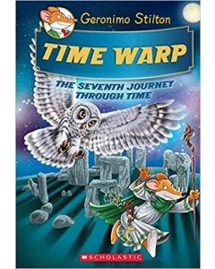 Time Warp: The Seventh Journey Through Time