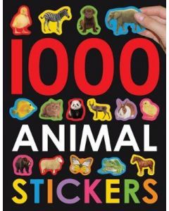 1000 Animal Stickers (1000 Books)