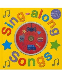 Sing-Along Songs with CD: Sing-along Books