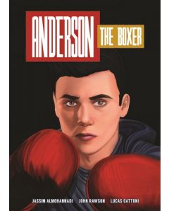 Anderson the boxer