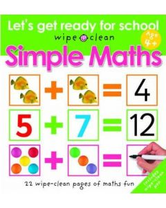 Simple Maths Let's Get Ready for School