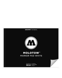 MOLOTOW Marker Pad A4 white