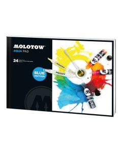 MOLOTOW Professional Artpad Aqua Pad 27x19,5 cm