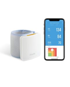 iHealth Sense BP7 Wrist Smart Blood Pressure Monitor