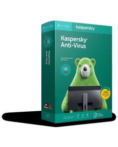 Kaspersky Anti Virus 2020 2 Users
