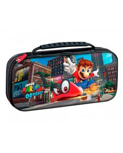 Bigben Nintendo Switch Official Mario Odyssey Carry Case
