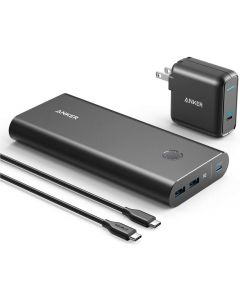 Anker PowerCore+ 26800mAh PD 45W with PD Charger
