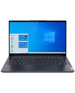 "Lenovo IdeaPad Yoga Slim 7 14IIL05 (i7-1065G7, 16GB, 1TB SSD, MX350 2GB, 14"" FHD, Grey) + MS office 365"