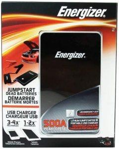 Energizer Heavy Duty Jump Starter 7500mAh (ENX8K)