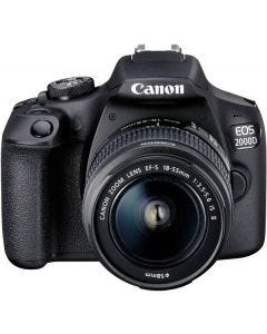 Canon EOS 2000D Digital Camera with 18-55mm Lens