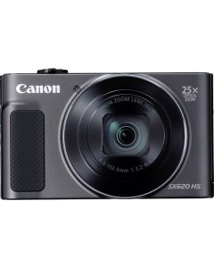 Canon PowerShot SX620 HS Digital Camera -Black