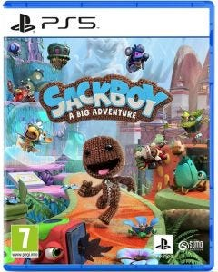 Sackboy: A Big Adventure Standard PS5 Game