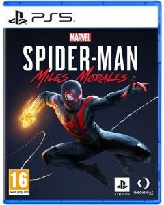 Marvel's Spider-Man: Miles Morales Standard Edition for PS5