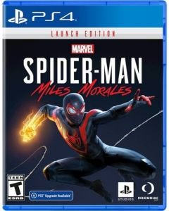 Marvel's Spider-Man: Miles Morales Standard Edition for PS4
