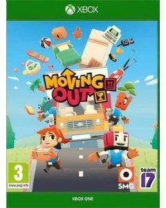 Moving Out PEGI XBOX One Game