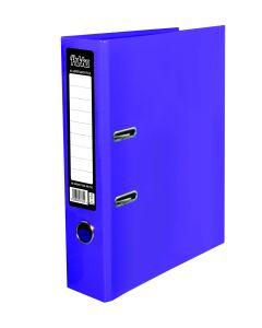 Brights Lever Arch A4 Purple - width 7cm Pukka Pad