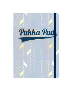 Glee Journal A5 Light Blue  192 pages Pukka Pad