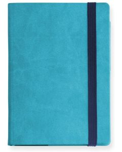 MY NOTEBOOK - SMALL LINED TURQUOISE