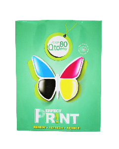 A4 Paper Photocopy Perfect Print  80 GSM    White