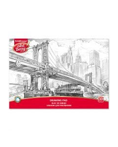 Drawing pad ArtBerry New York , 30 sheets