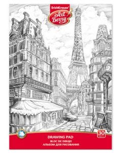 Drawing pad ArtBerry Paris , 30 sheets