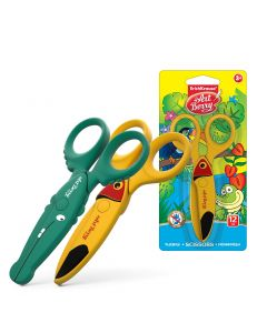 Plastic Scissors Artberry Wild Friends (1 pcs in blister)