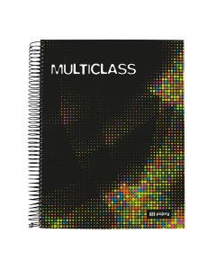 Pajory Notebook A4 120 sheet Multiclass HC spiral