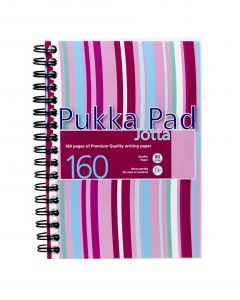 A6 Polyprop Jotta  Pad 200 pages Pukka Pad