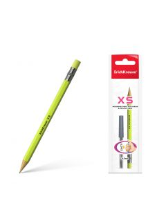Mechanical pencil ErichKrause XS with 20 leads 0.5 mm, HB (in polybag)