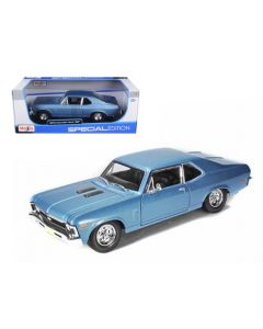 Miniatures 1970 Chevrolet Nova SS Coupe Red