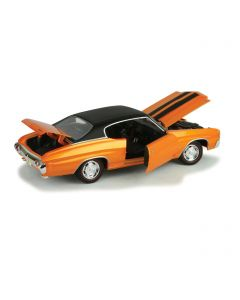 Chevrolet Chevelle SS 454 Sport Coupe 1971  - Orange Miniatures