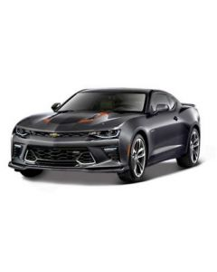 Miniatures 2017 Chevrolet Camaro SS Fifty 50th Anniversary Metallic Grey