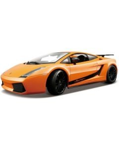 Miniatures 2007 Lamborghini Gallardo Superleggera - Orange
