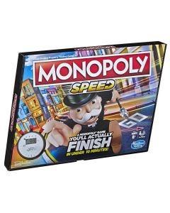 Hasbro Monopoly Speed Board Game