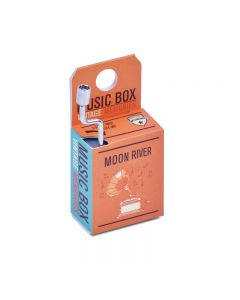 MUSIC BOX - MOON RIVER