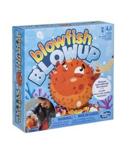 Hasbro Blowfish Blowup Game