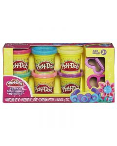 Hasbro Play-Doh Sparkle Compound Collection A5417