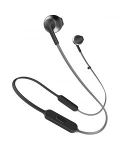 JBL Tune 205BT Wireless Bluetooth Earbud Headphones (Black)