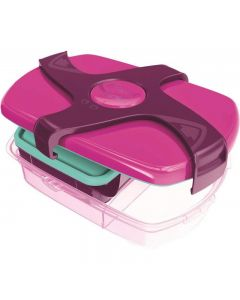 Maped Picnik Concepts Lunch Box - Pink