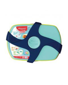Maped Picnik Concepts Lunch Box - Green