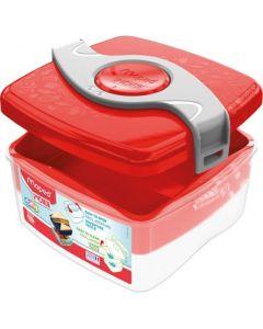 Maped Picnik Origin Lunch Box Red