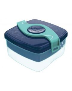 Maped Picnik Origin Lunch Box Blue Green