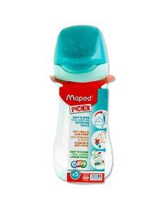 Maped Picnik Origin 430ml Lunch Water Bottle -Turquoise